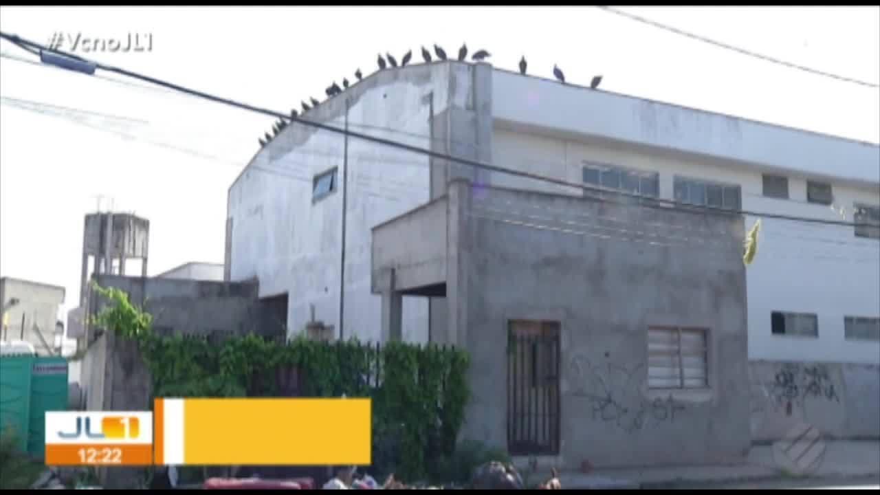 Moradores do Jurunas denunciam obras parada da UPA do bairro