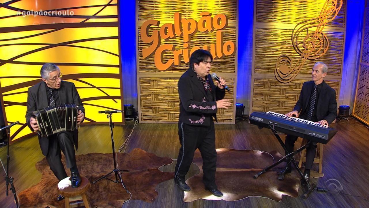 Reveja o terceiro bloco do Galpão Crioulo de domingo (11)
