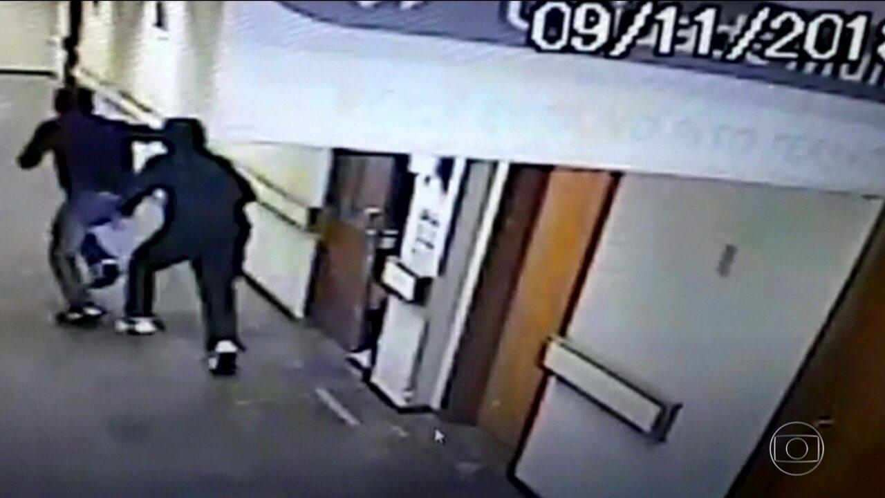 Bandidos executam por engano jovem que estava internado num hospital do RS