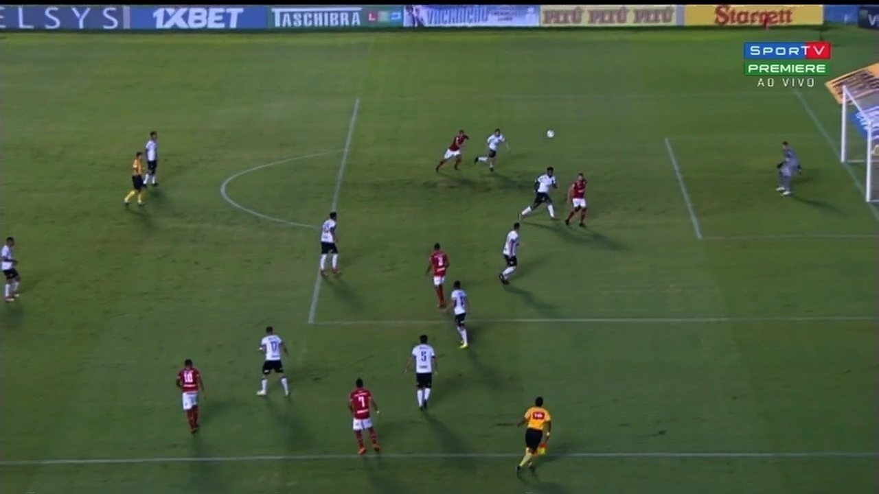 Veja os melhores momentos do jogo entre Vila Nova e Figueirense