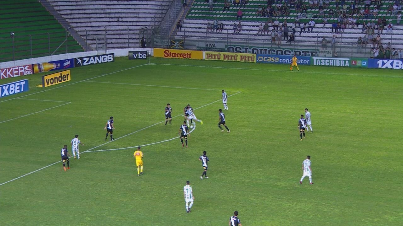 Confira os melhores momentos de Juventude 0x1 Ponte Preta, pela Série B do Brasileiro