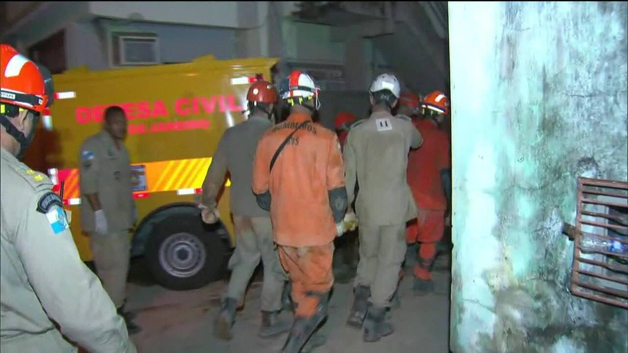 Sobe para 14 o número de mortos na tragédia em Niterói, Rio de Janeiro