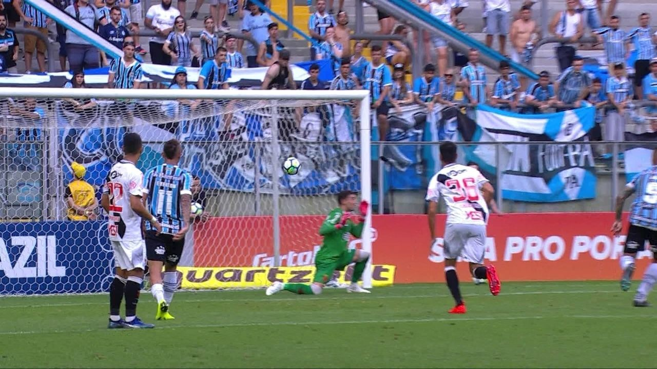 Melhores momentos  Grêmio 2 x 1 Vasco pela 33ª rodada do Campeonato  Brasileiro 82222ee7688d0