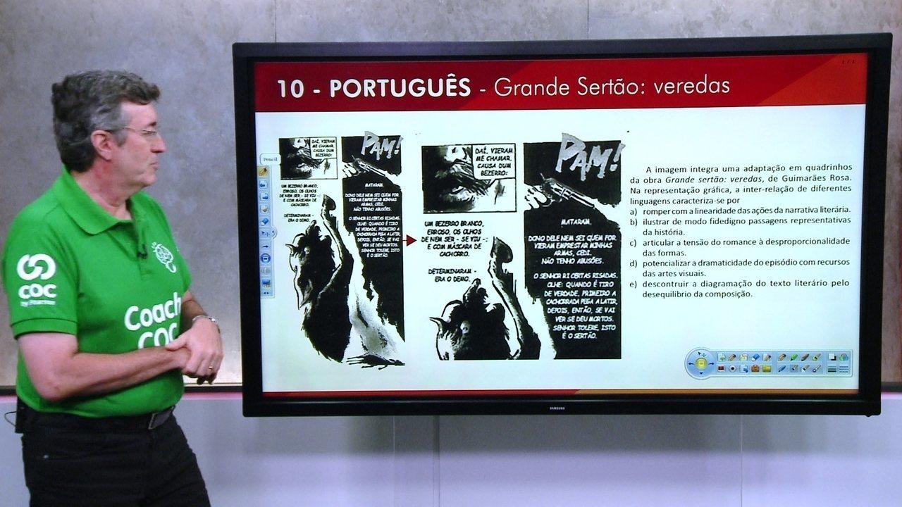 G1 TOP 10 Enem: 10 - Português