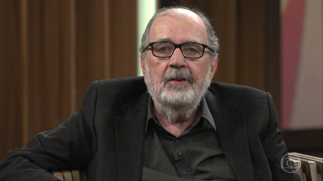 Cacá Diegues avalia indicação de seu filme para representar o Brasil no Oscar