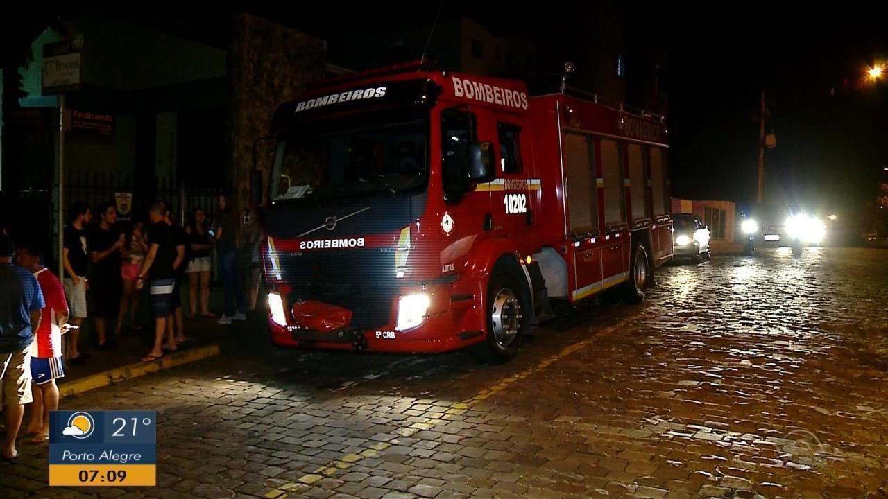 Moradores de Caxias do Sul relatam ter sentido tremores de terra na segunda-feira (12)