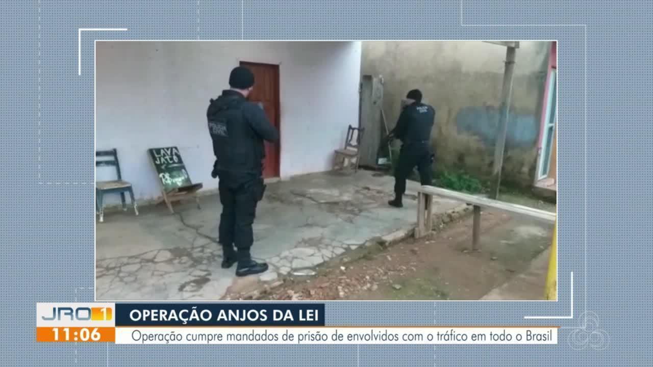 Operação Anjos da Lei da Polícia Civil é deflagrada em todo o Brasil e também em Rondônia
