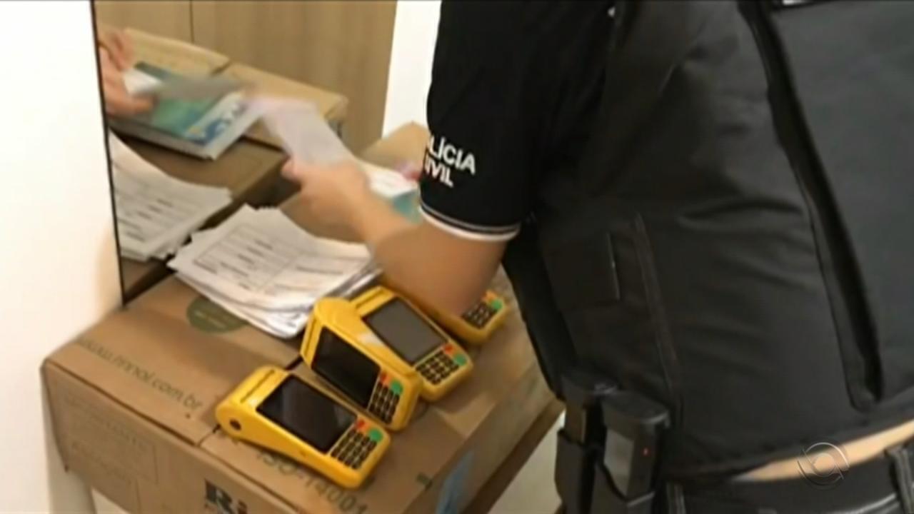 Operação investiga quadrilha que usava lojas para lavagem de dinheiro no RS 3927559f1a6a3