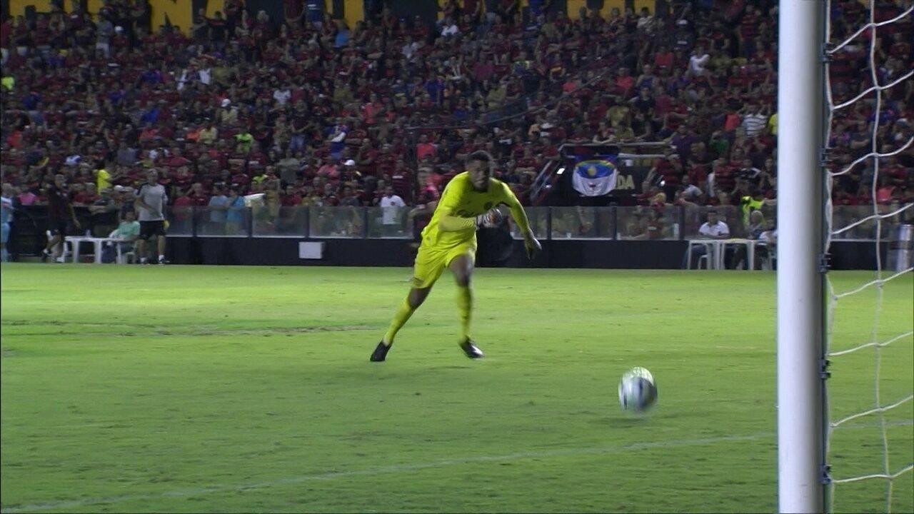 Melhores Momentos  Sport 0 x 0 Vitória pela 34ª rodada do Campeonato  Brasileiro 96f4fdde238b5