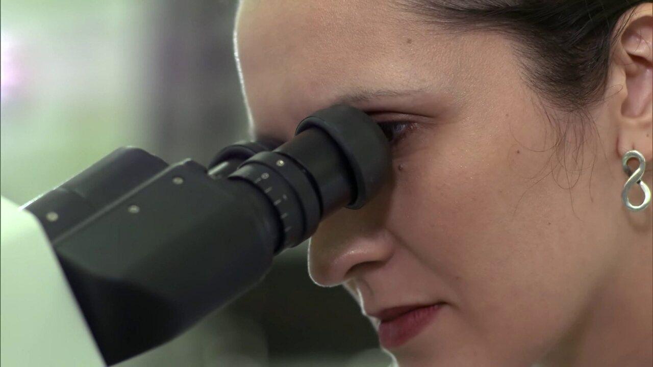 Pâmela Carpes, a neurocientista que luta por mais mulheres na Ciência
