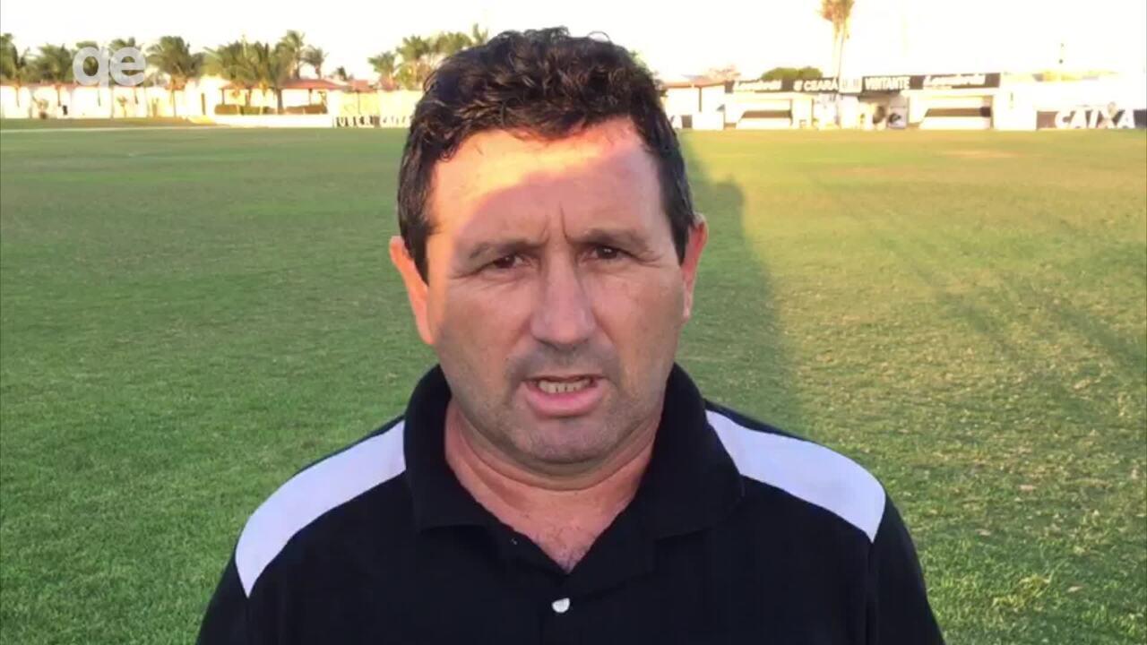 Maradona valoriza resultado e exibição do River-PI: