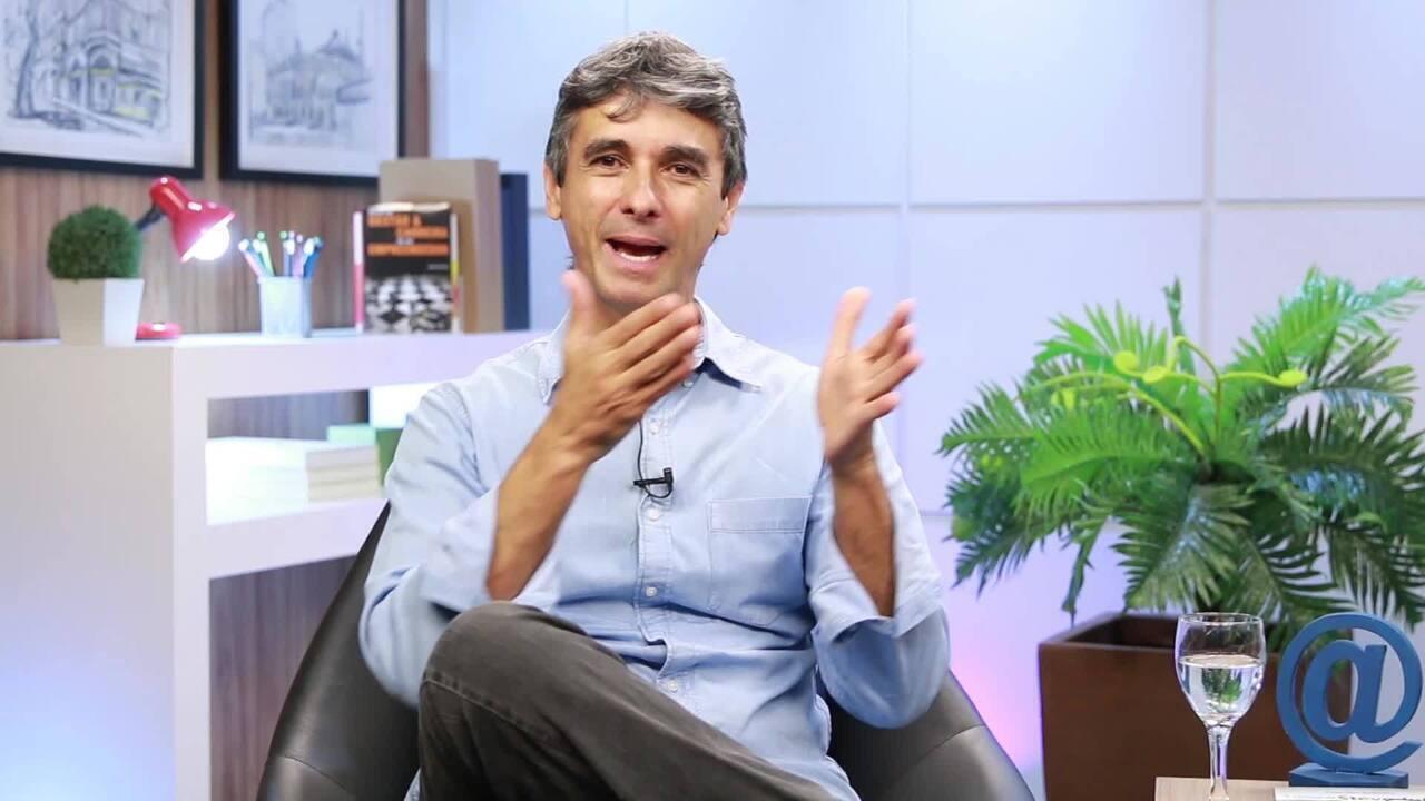 Dicas de Gestão: Empresário de Teresópolis, Ladmir Carvalho, dá dicas de desconforto
