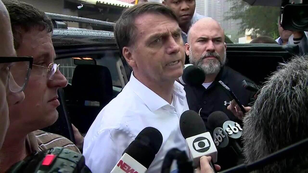 Petrobras pode ser privatizada em parte, diz Jair Bolsonaro