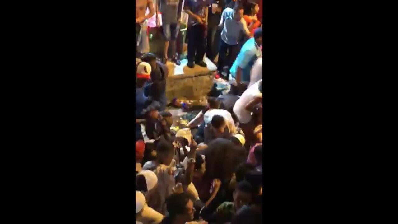 Baile funk tem correria e bombas jogadas pela polícia em Guarulhos