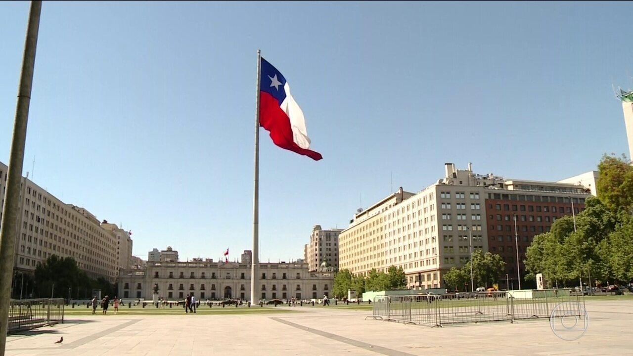 Brasil vai assinar nesta quarta (21) acordo de livre comércio com o Chile