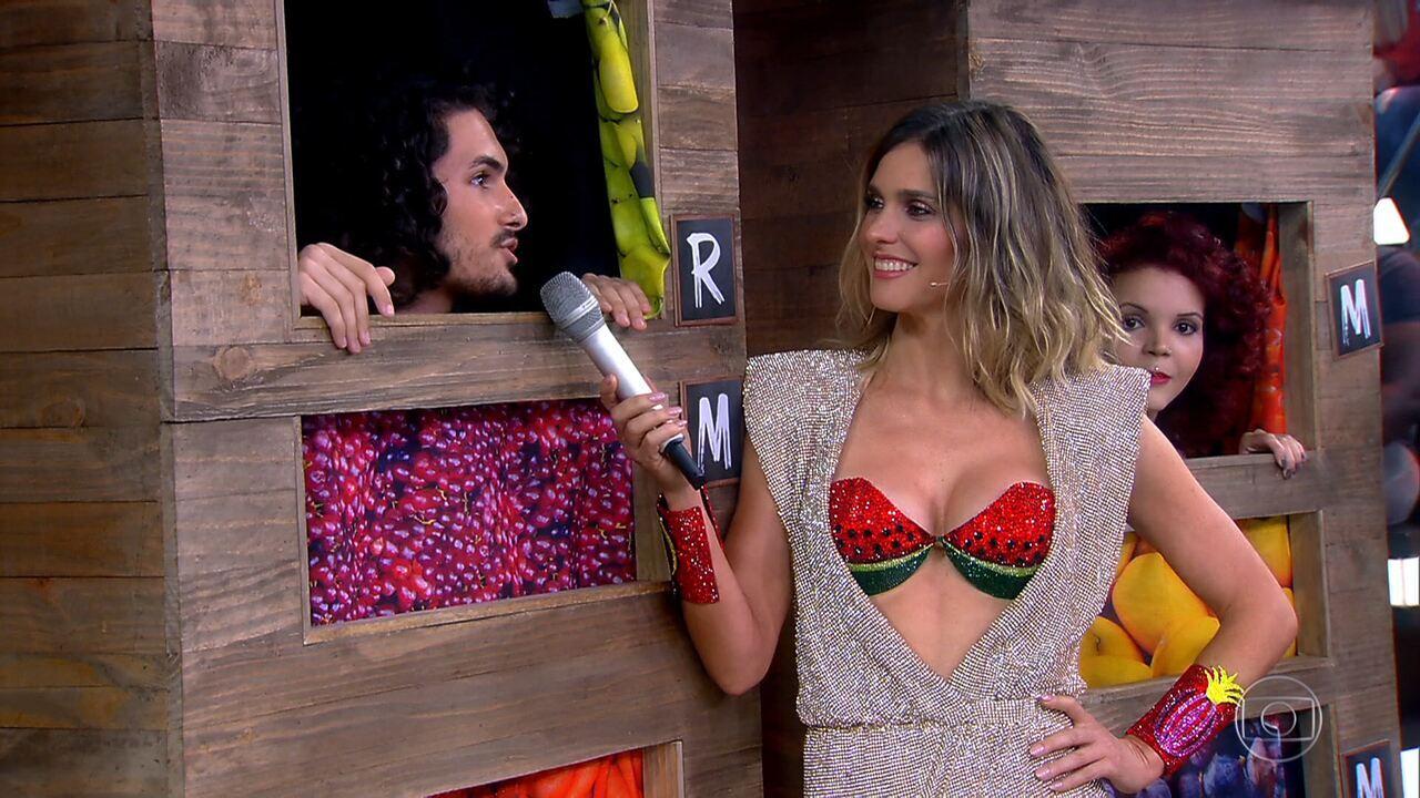 Amor & Sexo – Programa do dia 20/11/2018, na íntegra - Com apresentação de Fernanda Lima e direção de Daniela Gleiser, o programa fala de relacionamentos amorosos e sexo, tudo com muito bom humor.