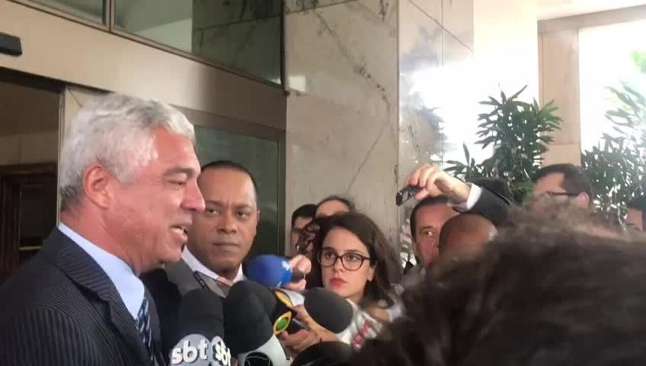 Deputado Major Olímpio fala de encontro de Bolsonaro com parlamentares do PSL