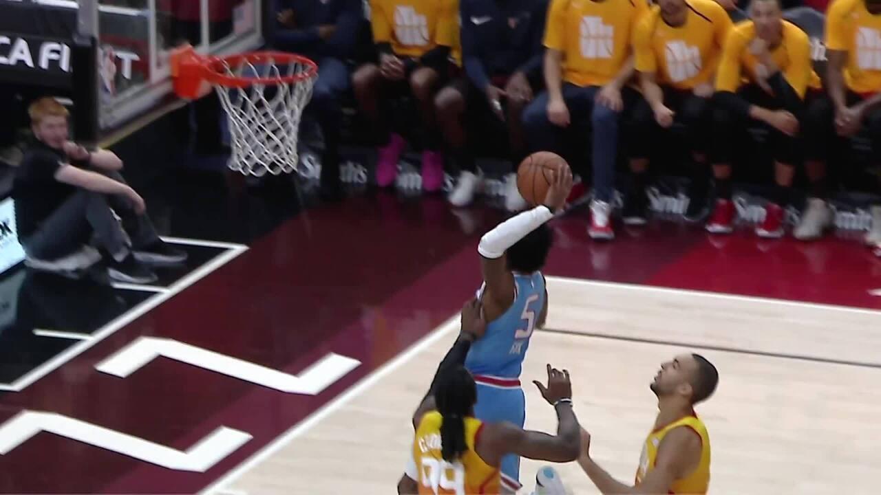 Melhores momentos: Kings 119 x 110 Jazz pela NBA