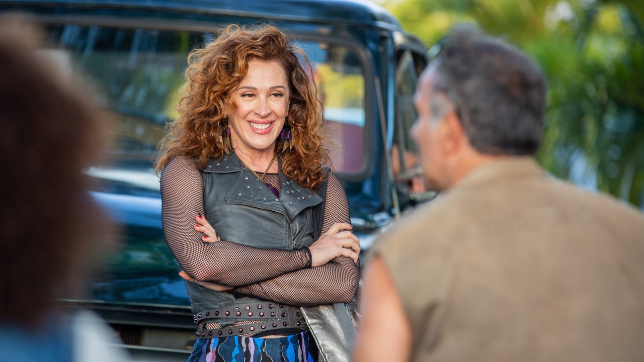 Claudia Raia e Humberto Martins falam sobre seus personagens em 'Verão 90'
