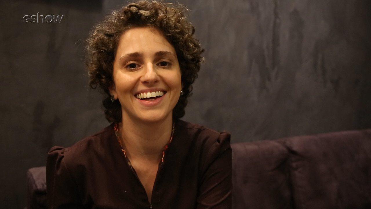 Carol Duarte comenta cena tensa de Stefânia com Sampaio