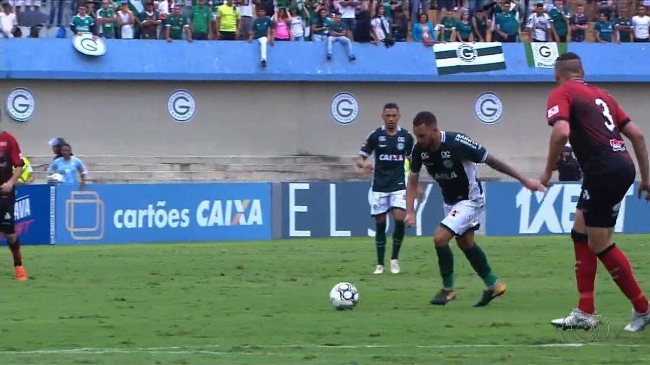 Melhores Momentos de Goiás 0 x 1 Brasil de Pelotas - 38ª rodada da Série B