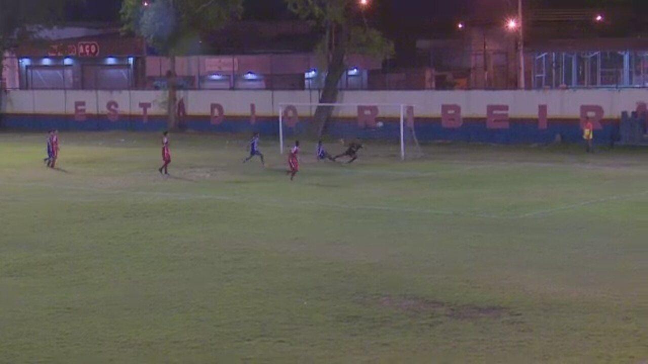 Leandrinho marca gol do hepta do Mundão no Roraimense Sub-20