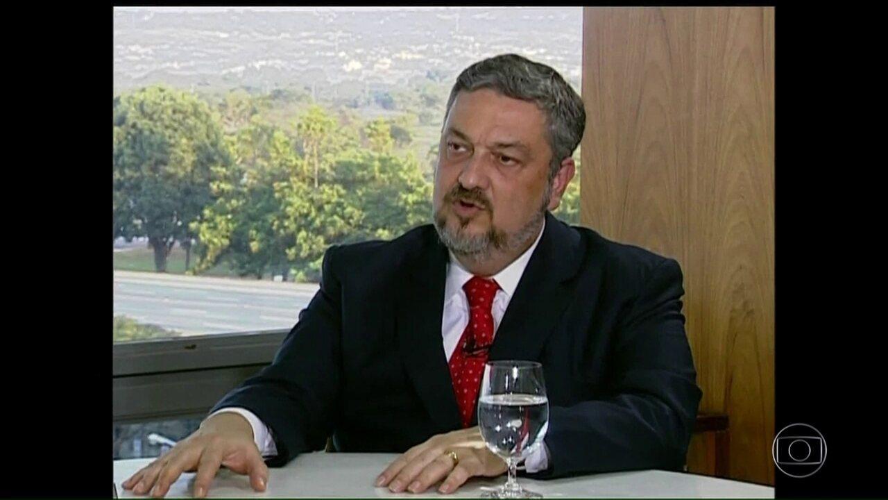 Resultado de imagem para Palocci diz que Lula pressionou fundos de pensão para arrecadar propina para campanhas do PT