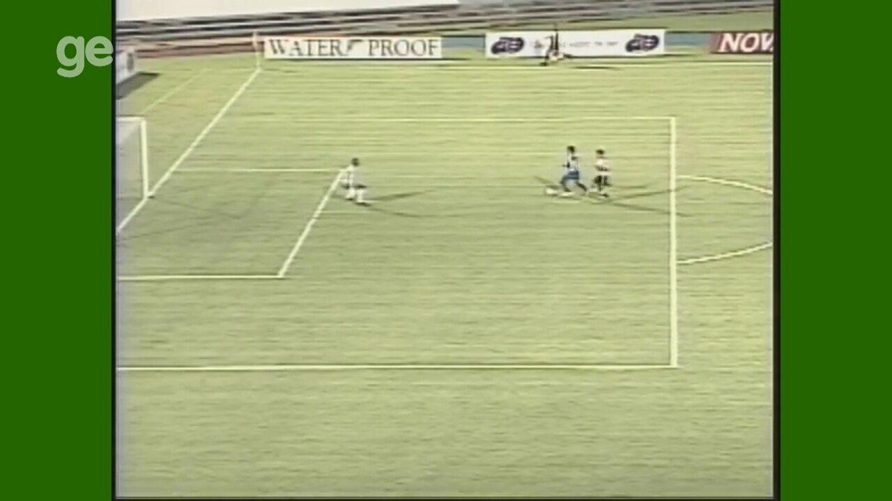 Veja o gol que Marcelo Araxá fez na estreia de jefferson pelo Botafogo