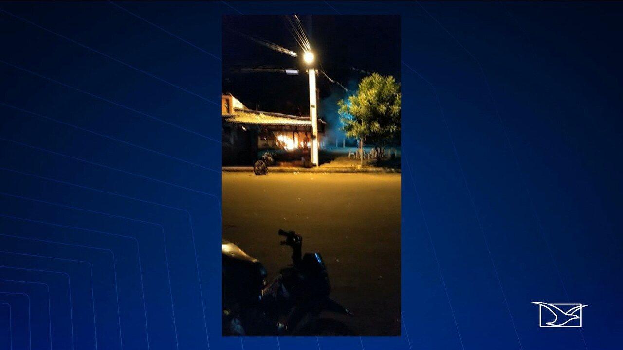 Bandidos assaltam agência bancária no Maranhão