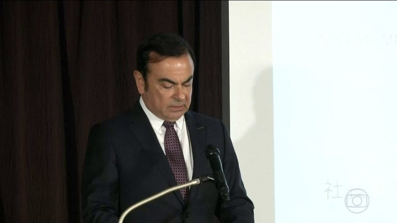 Mitsubishi demite executivo brasileiro Carlos Ghosn