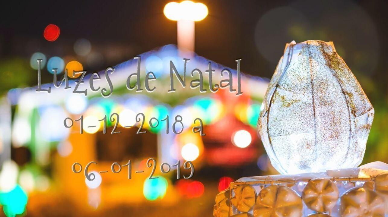 Informe Publicitário-Luzes de Natal