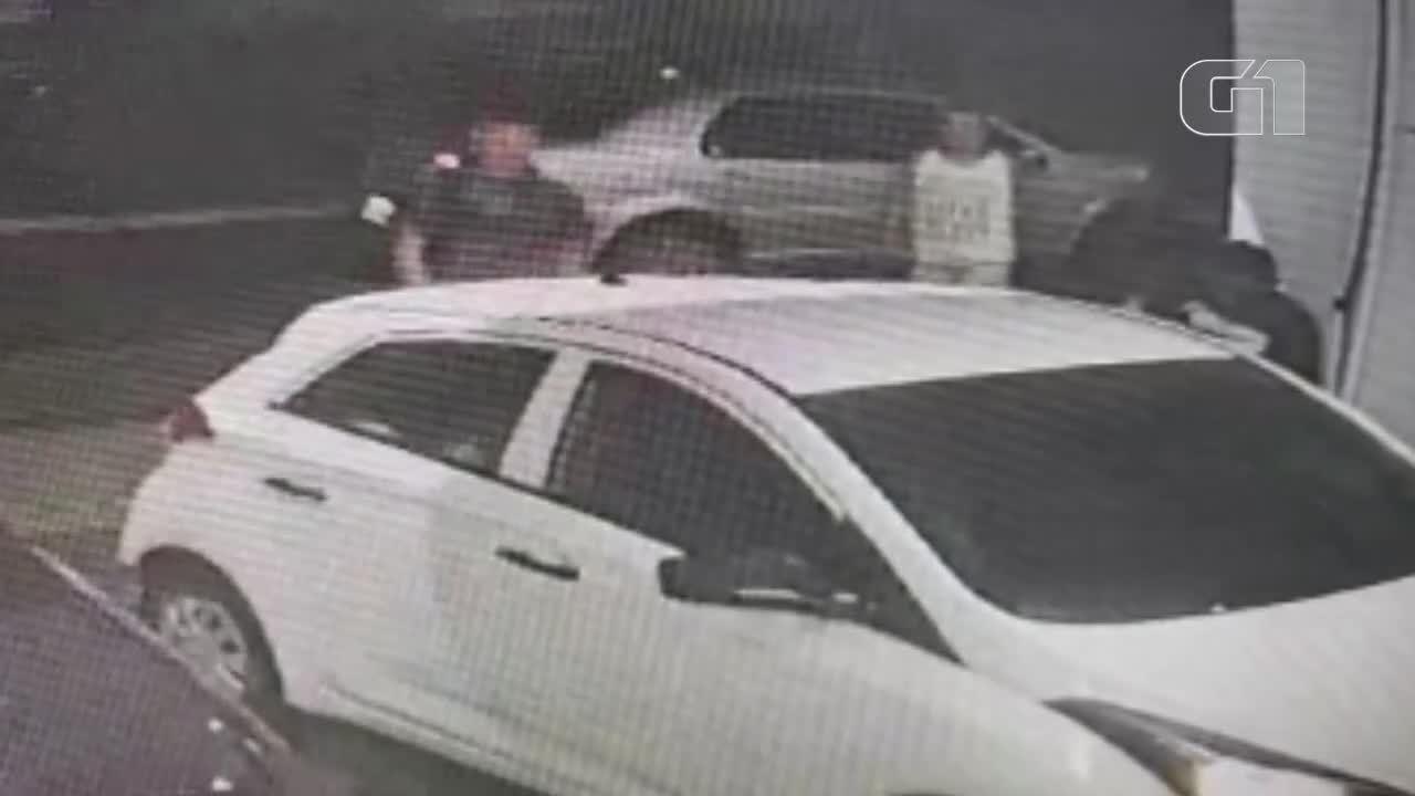 Vídeo mostra sequestro de médica veterinária e motorista de aplicativo em Belém