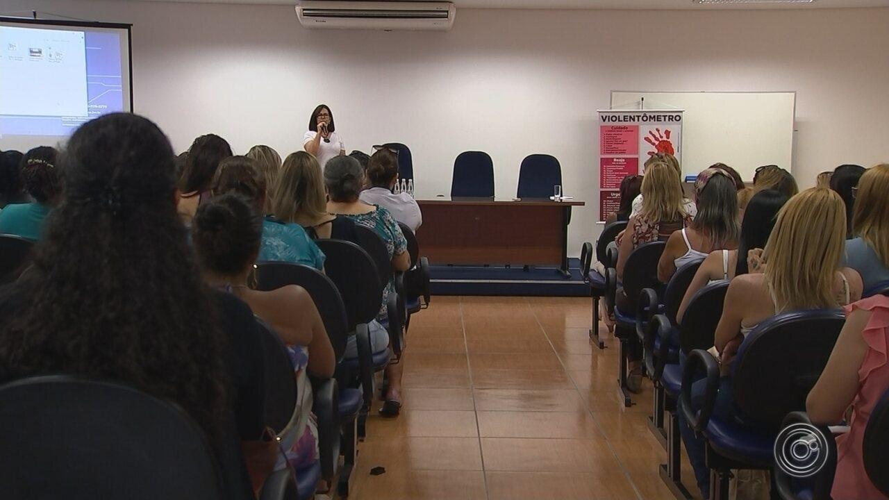 Grupo realiza encontro para combater a violência contra a mulher em Sorocaba