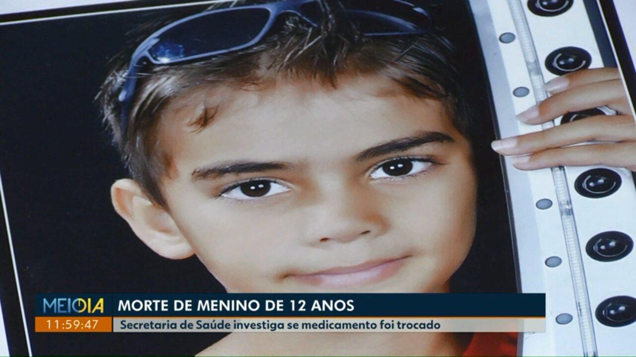 Morte de menino que morreu após tomar injeção em Campina da Lagoa é investigada
