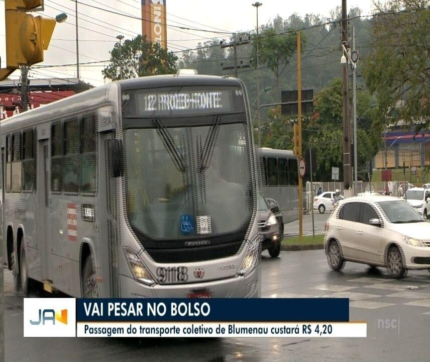 Dezembro Começa Com Aumento No Preço Da Passagem De ônibus Em