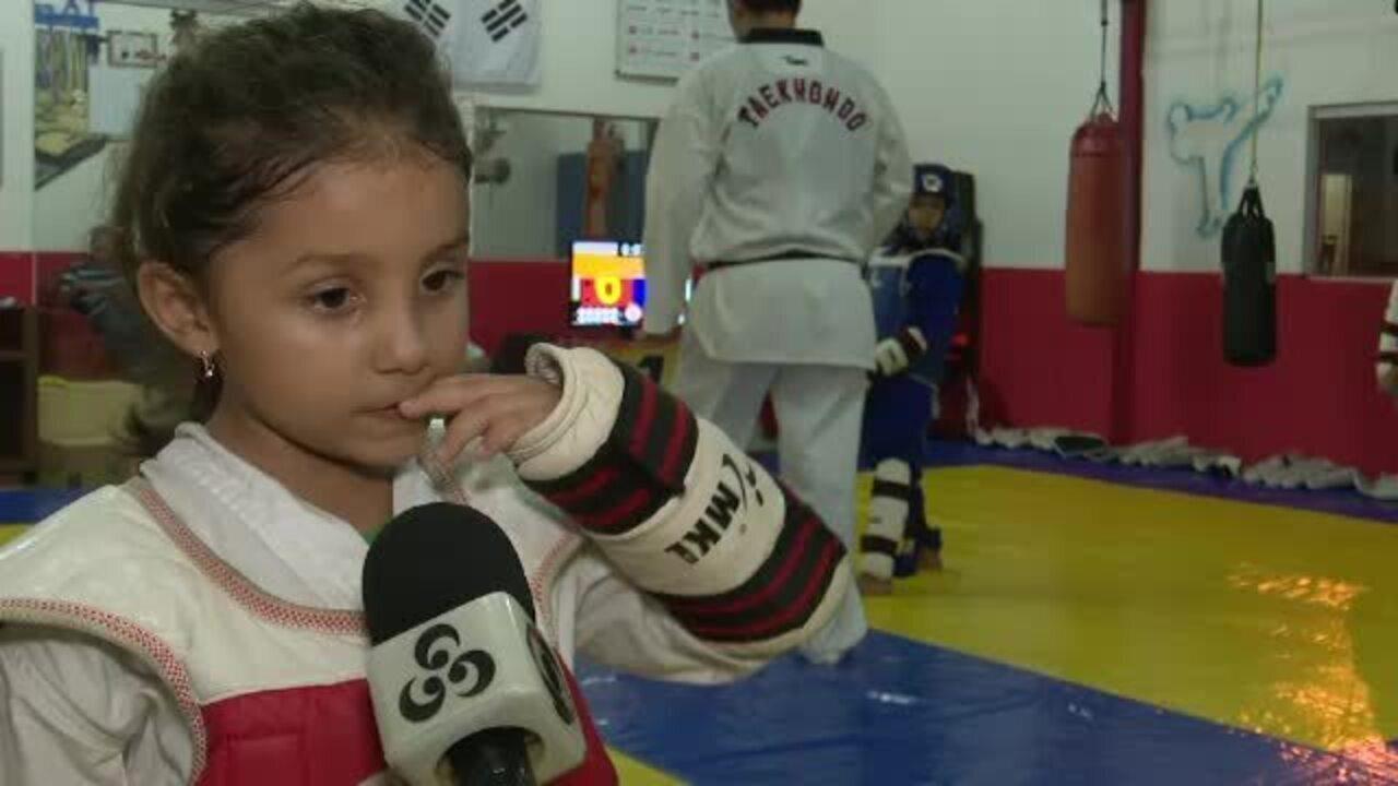 Rio Branco sedia 1ª edição da Copa Norte Internacional de Taekwondo