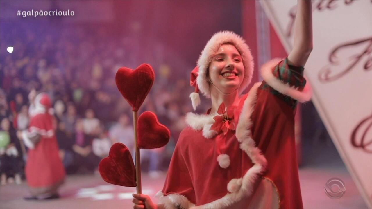 Natal Luz de Gramado encanta turistas com espetáculos e programação temática