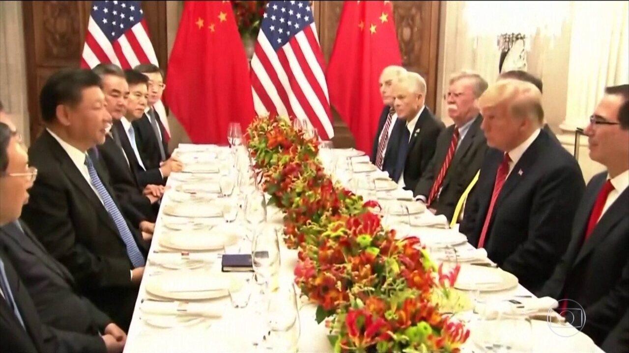 Governo chinês aceita reduzir ou até eliminar tarifas sobre automóveis importados dos EUA