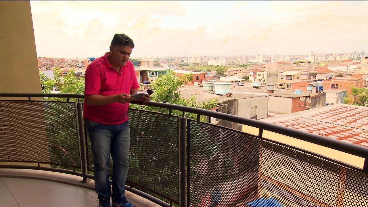 Morador de uma das maiores favelas de SP cria projeto para revelar talentos