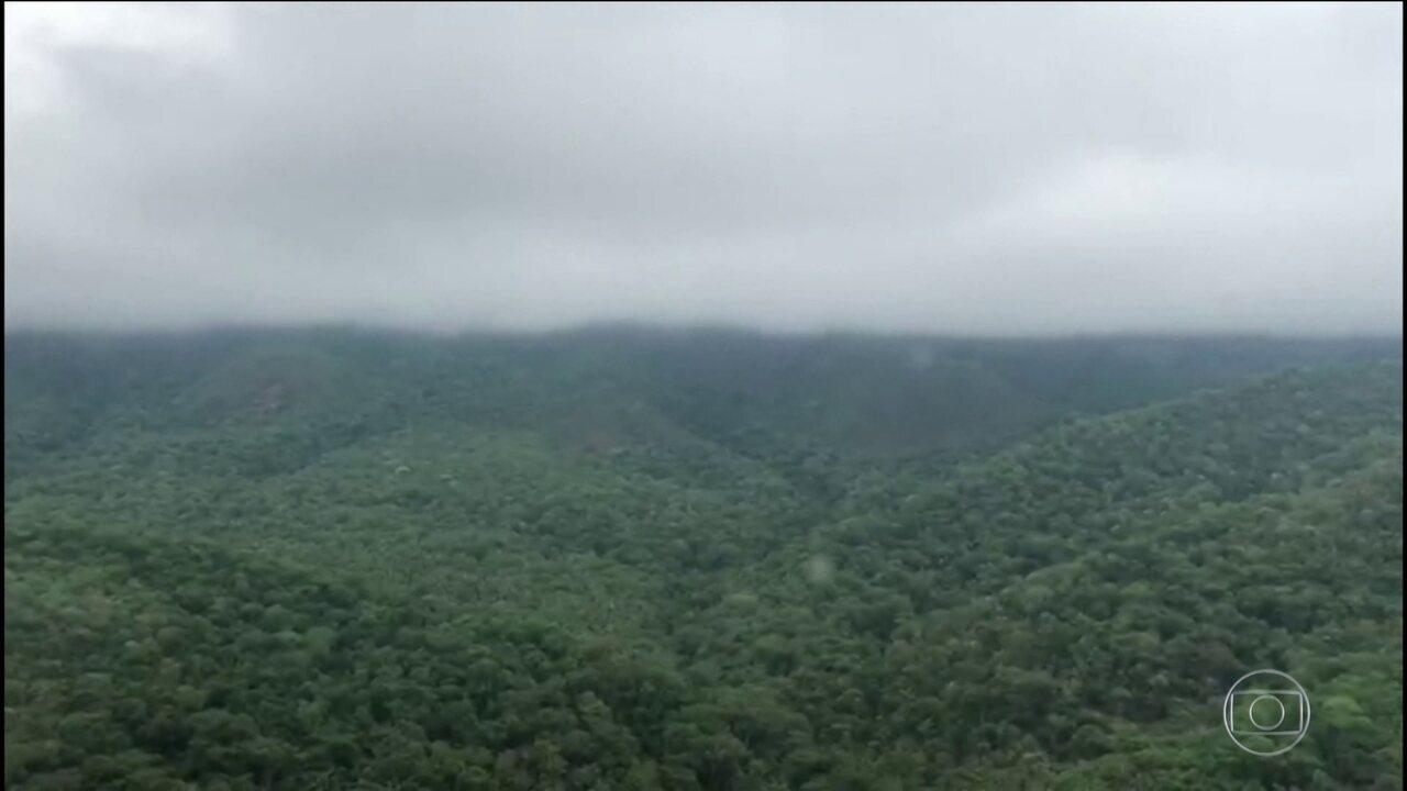 Avião está desaparecido desde sexta-feira em Mato Grosso