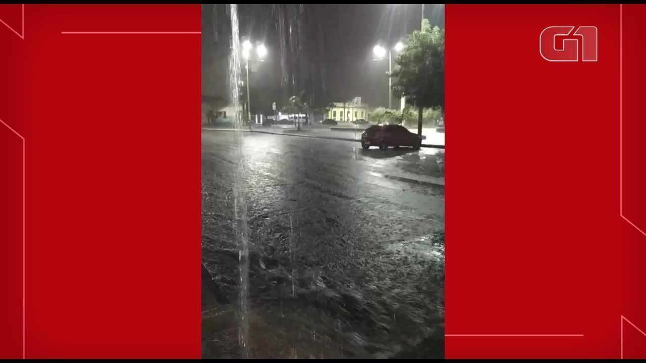 Volta a chover com intensidade no interior do Ceará