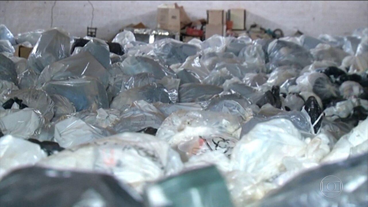 Polícia do Tocantins investiga deputado por suposto descarte irregular de lixo hospitalar