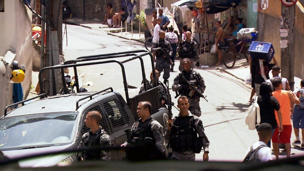 Profissão Repórter – Violência no Rio de Janeiro – 05/12/2018