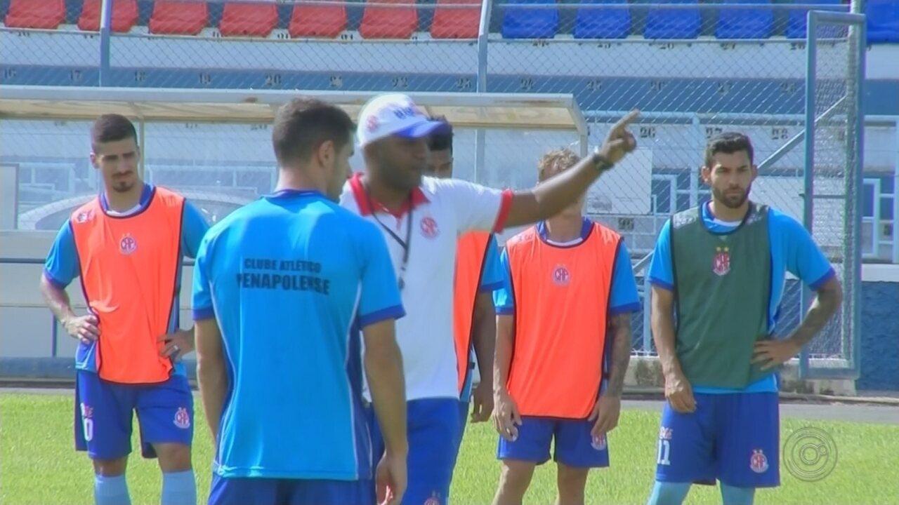 Na preparação para Série A2 do Campeonato Paulista, Penapolense começa os treinamentos