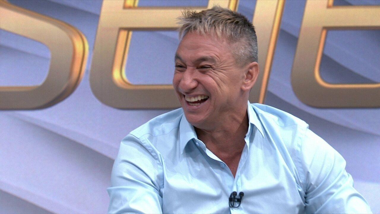 Paulo Nunes lembra táticas que Felipão usava para motivar seus elencos