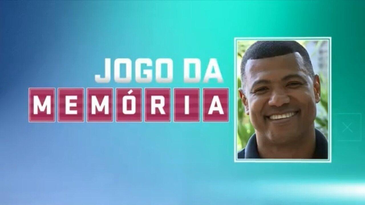 Jogo da Memória #25: Júnior Baiano, os inusitados gols contra e o árbitro