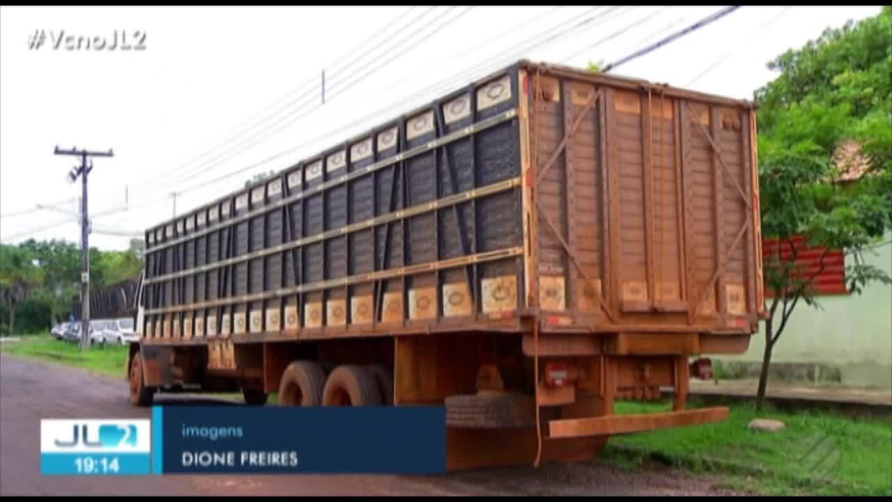 Polícia apreende 8 toneladas de queijo ilegal em Marabá, no Pará