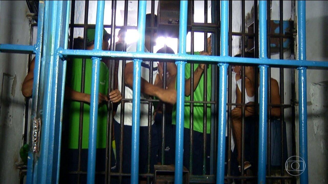 Polícia descobre rifas e jogos dentro de uma das principais cadeias do Tocantins