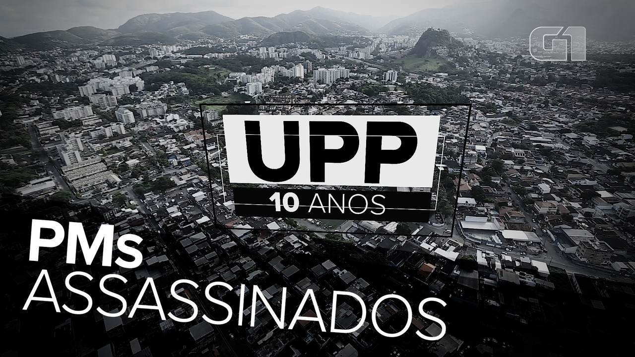 UPP completa 10 anos com 1 PM morto a cada dois meses em comunidades 'pacificadas'
