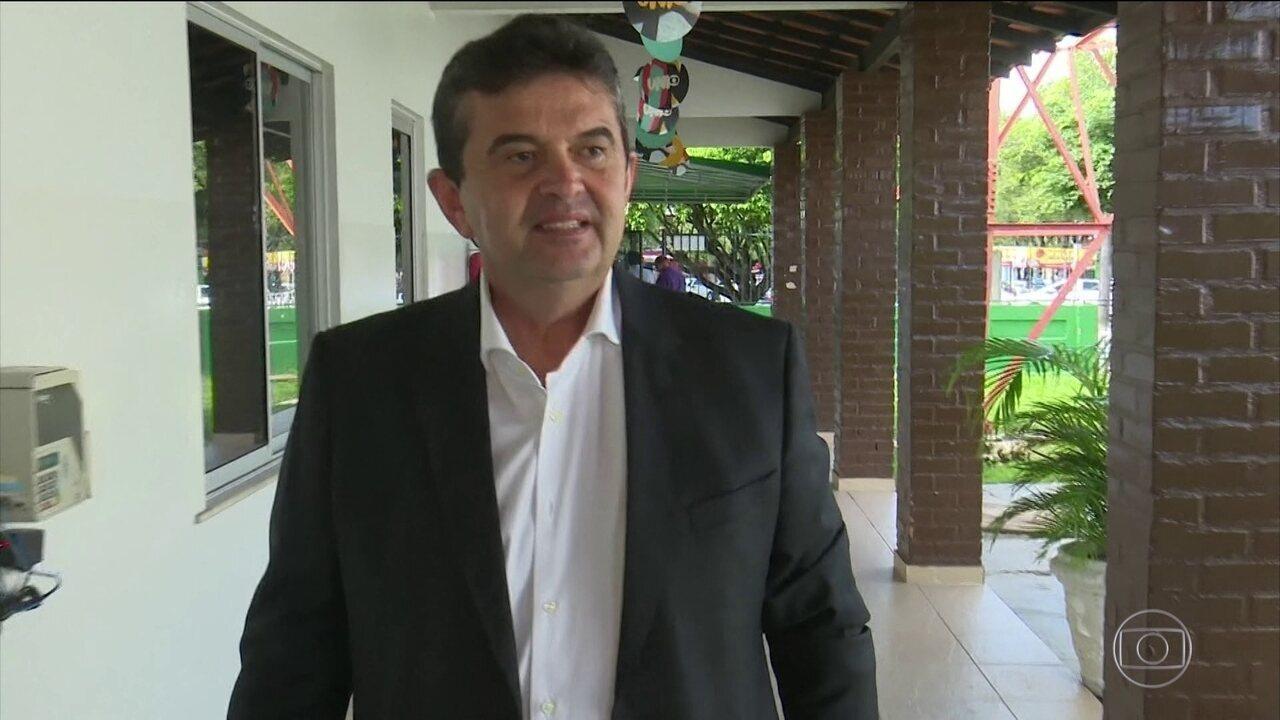 Morre em Roraima o ex-Governador José de Anchieta